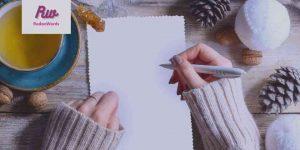 Cómo escribir una carta de recomendación familiar