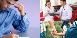 cómo escribir una carta responsiva vehicular y escolar