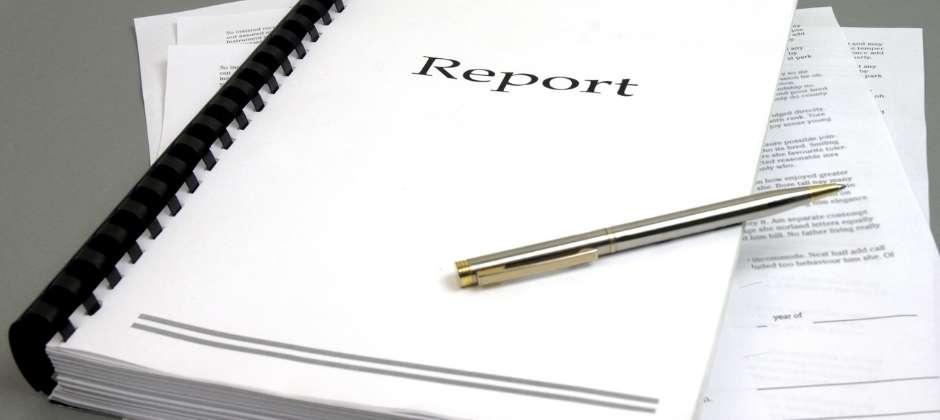 cómo redactar un informe