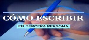 como-escribir-en-tercera-persona