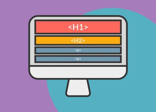 escribir para la web - jerarquización de las etiquetas
