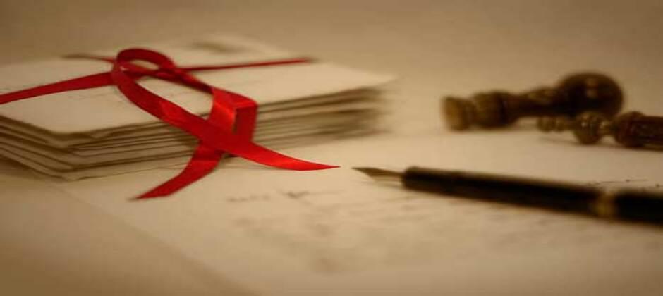 redactar carta de pésame