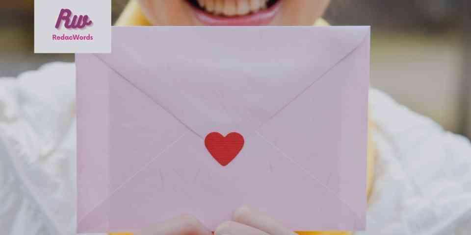 Carta para anunciar un regalo